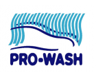 Logo Auto Cleaning Service Pro-Wash