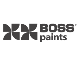 Logo BOSS paints