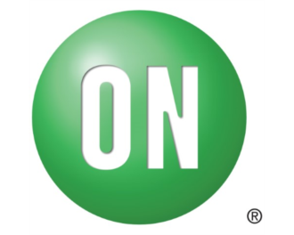 Logo ON SEMICONDUCTOR BELGIUM BV